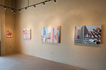 Fischer Gallery - Cityscapes