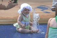 McRae Children's Fountain